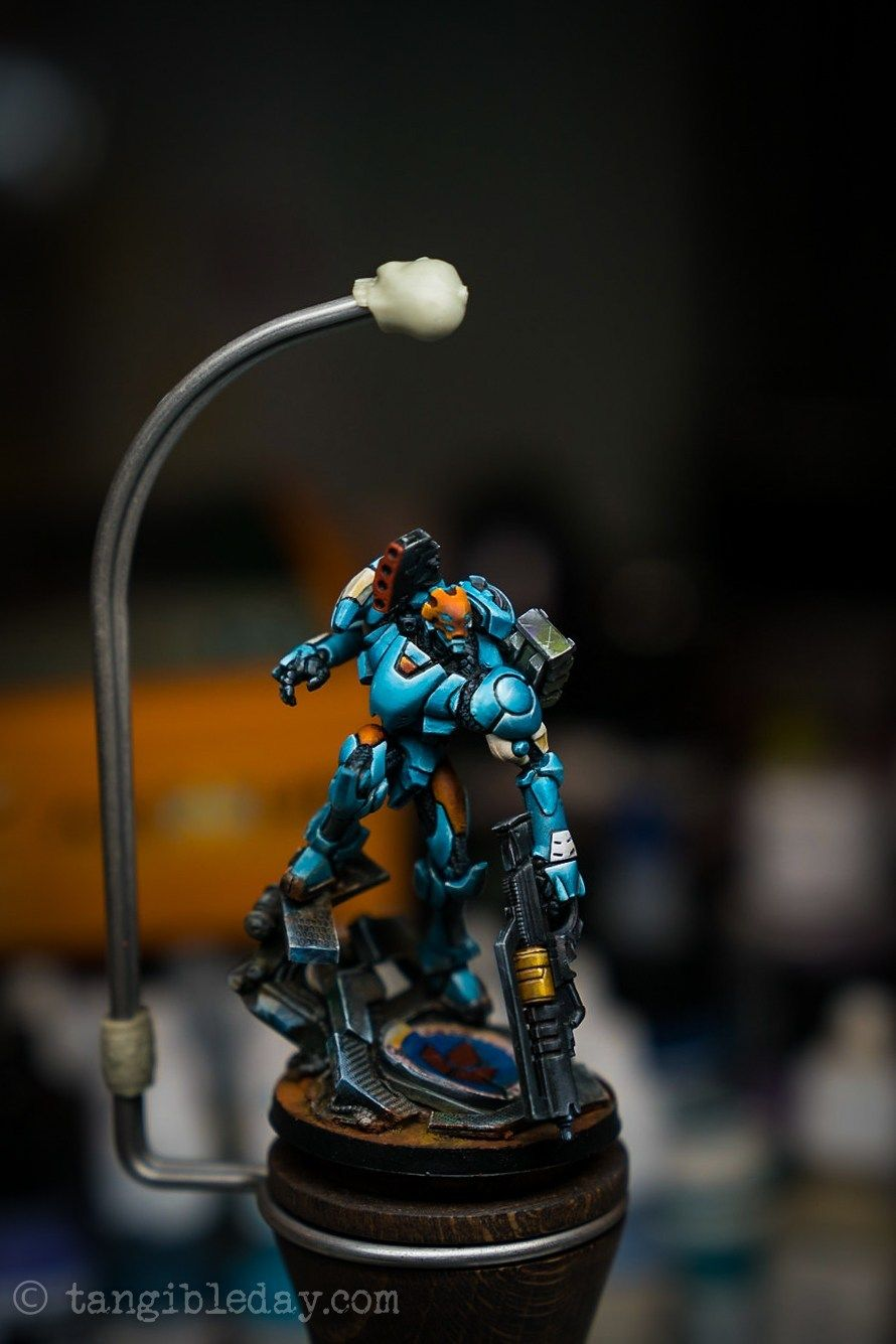 Airbrushing miniatures brush review and painting guide