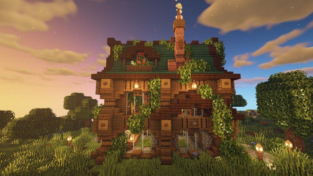 Minecraft Builds • r/Minecraftbuilds