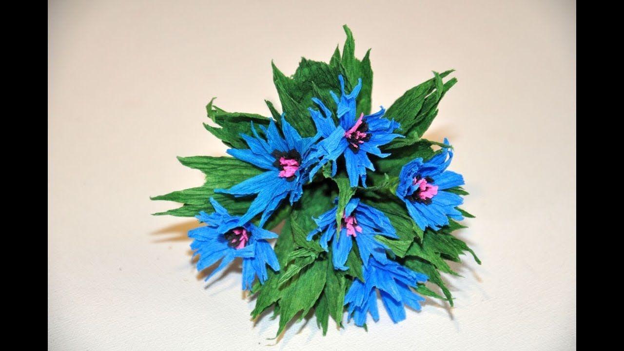 Pin On Kwiaty Z Bibuly I Papieru
