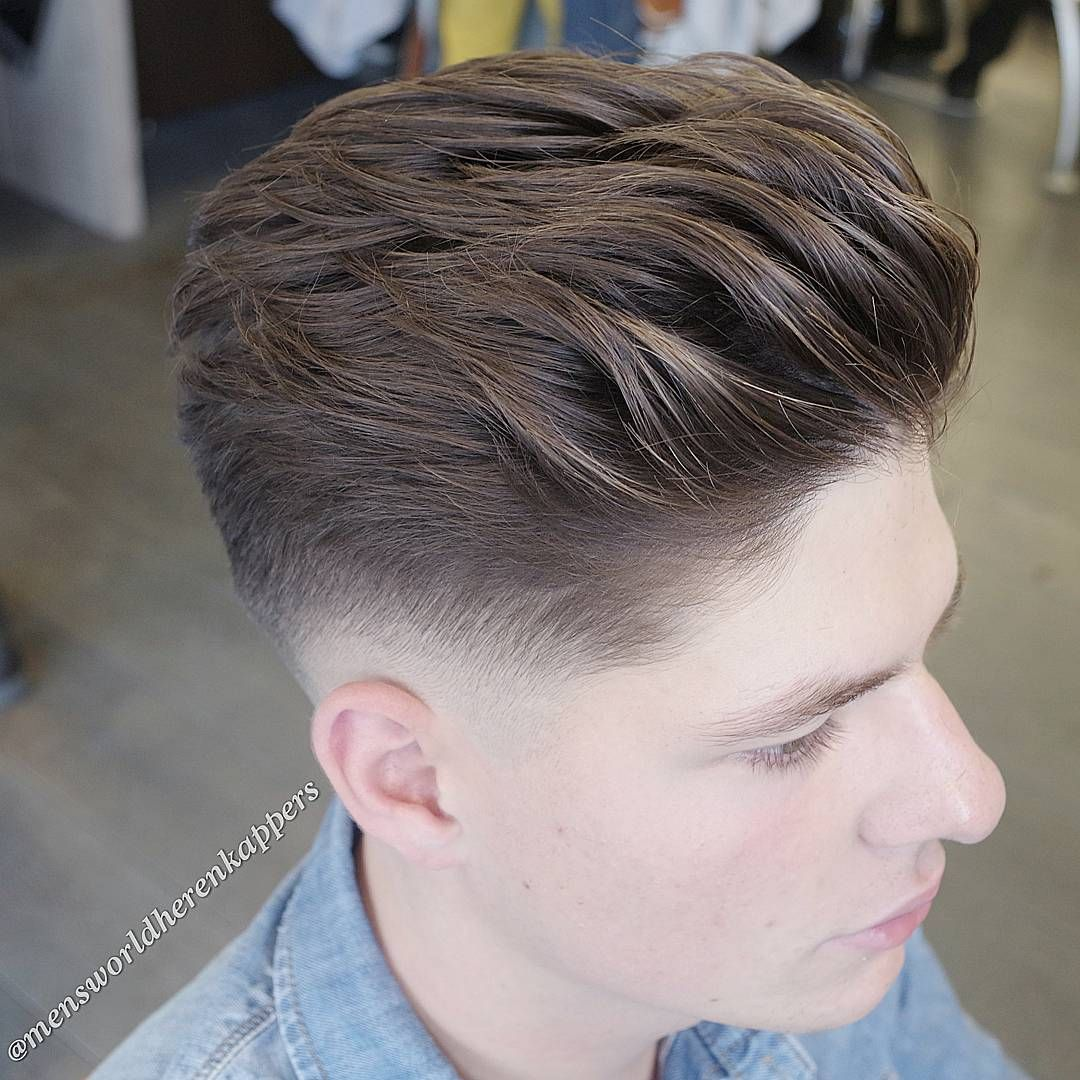 exclusive free liquorice pompom tutorial | low fade, haircuts and