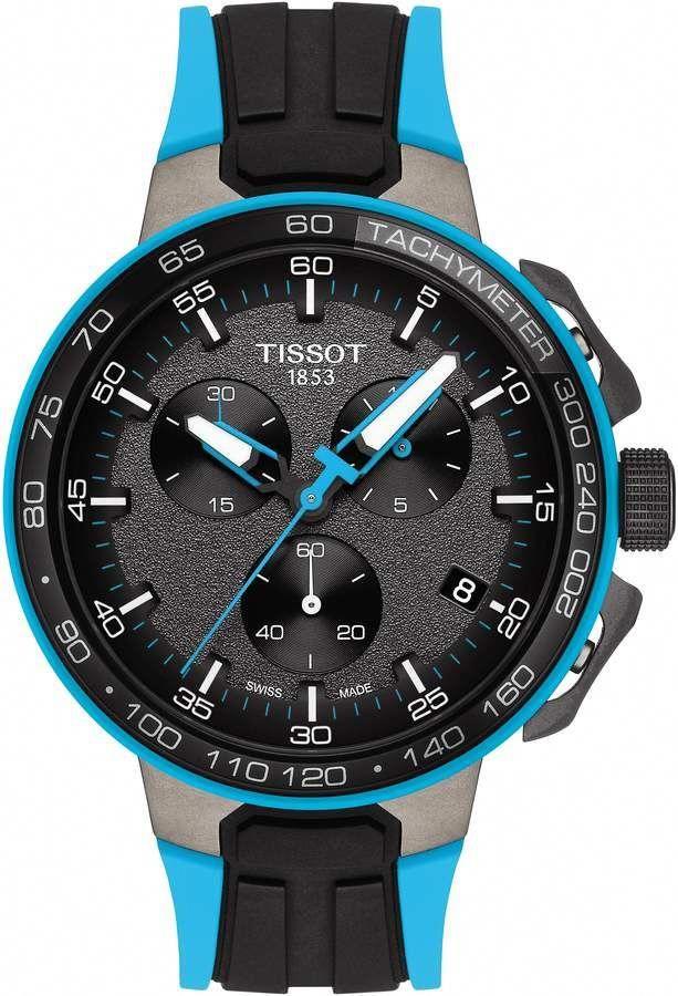 bd2dd2f054a Tissot T-Race Cycling Chronograph Watch