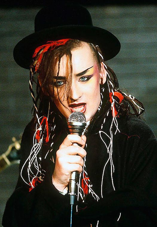 1982 Culture Club Releases Its First Album Kissing To Be Clever Boy George The Wedding Singer Culture Club
