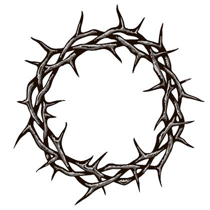 Crown Thorns Crown Design Crown Of Thorns Crown