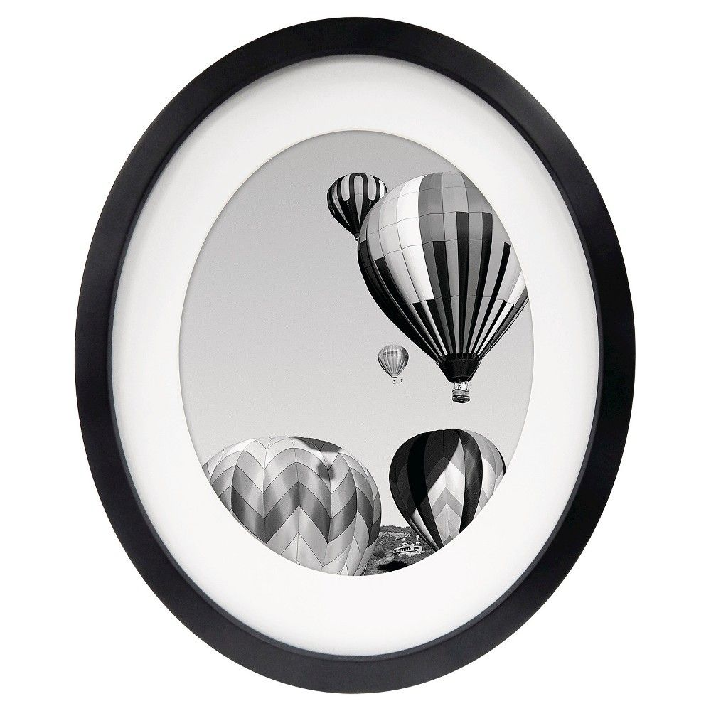 Oval Picture Frame - Black - 8x10 - Room Essentials | Products ...
