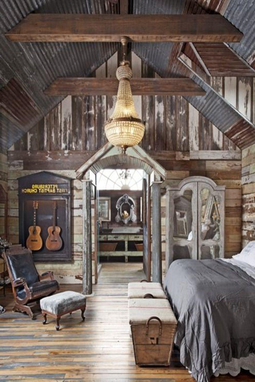 16 Creative Ideas For Bedroom Wall Decor Farmhouse Bedroom Decor Rustic Farmhouse Decor Rustic House