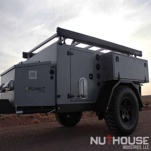 Nutzo Tech 2 Series Expedition Truck Bed Rack