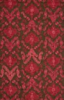 Experience the magic and splendor of the East with these beautiful ikat rugs. The collection features bold and dramatic traditional patterns incorporating exciting colors with over-sized motifs. Bring elegance and style into any room with this vibrant, charming and ancient art. Great for any decor or room setting that would benefit from subtle tribal drama.