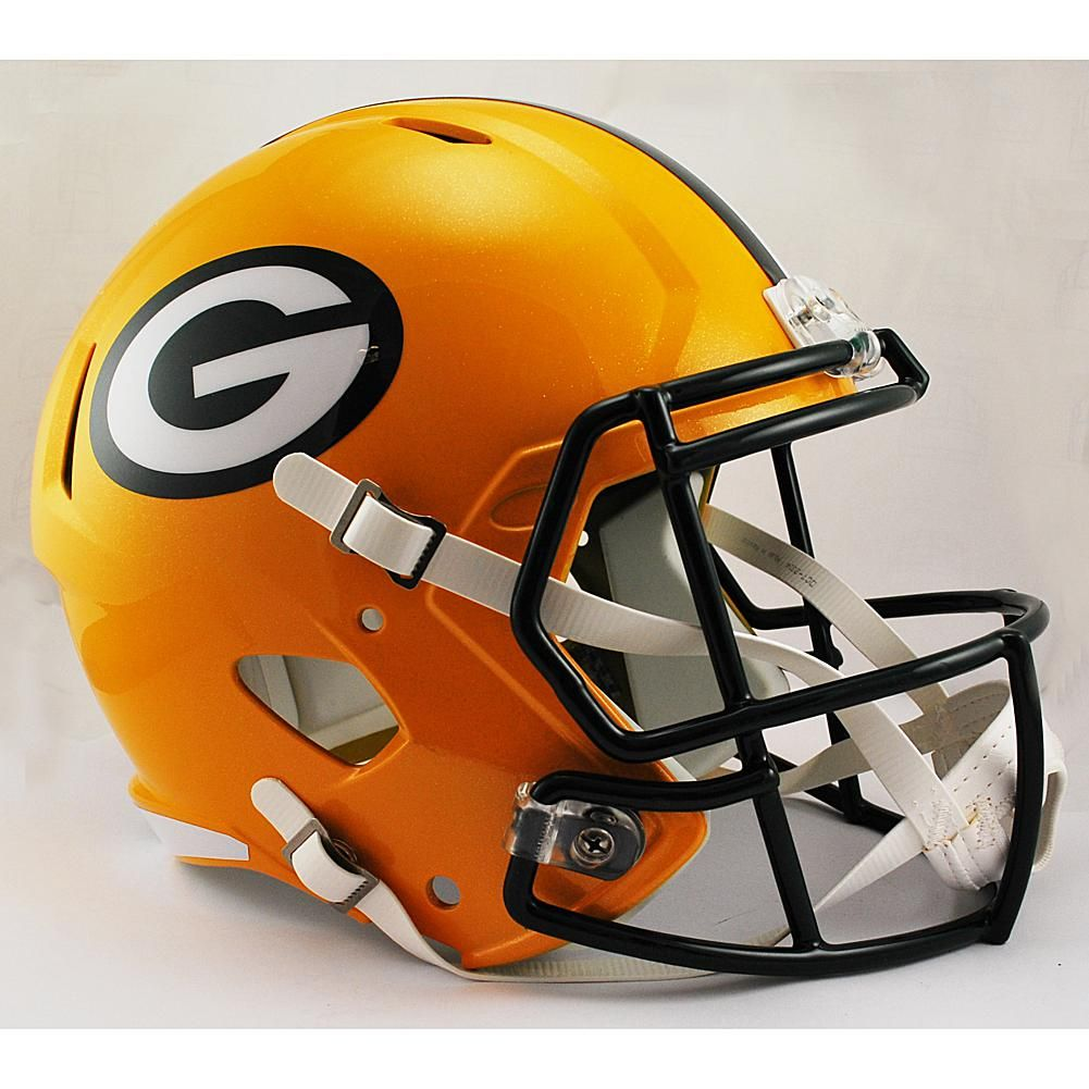Riddell Speed Replica Helmet Green Bay Packers