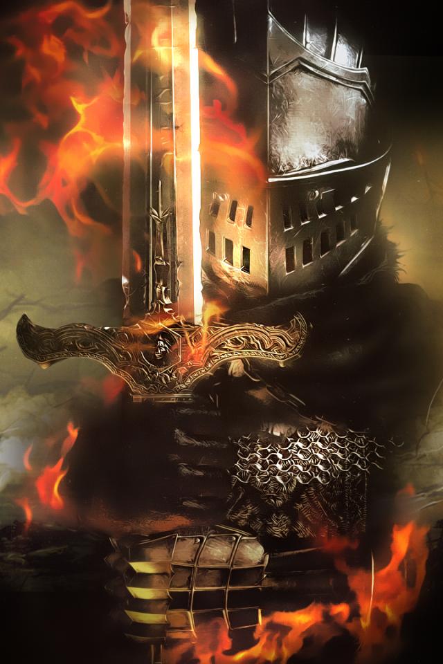 Video Game Dark Souls 640x960 Mobile Wallpaper Dark Souls Wallpaper Dark Souls 2 Dark Souls