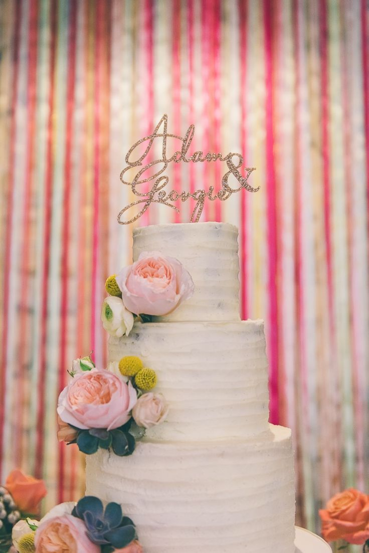 Eclectic Colour Pop Barn Wedding | Colour pop, Barn and Backdrops