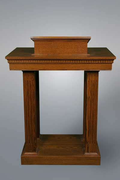 church pulpit furniture Church Pews – Wooden Church Chairs