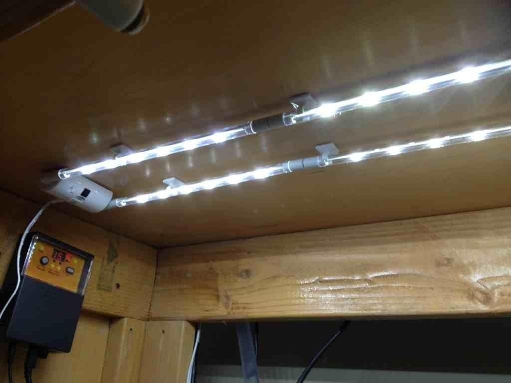 battery led strip lights for under