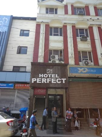 Hotel Perfect (New Delhi, India) - Hotel Reviews - TripAdvisor