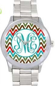 Personalized WatchChevron Metro by Lilymonogramgifts on Etsy, $60.00