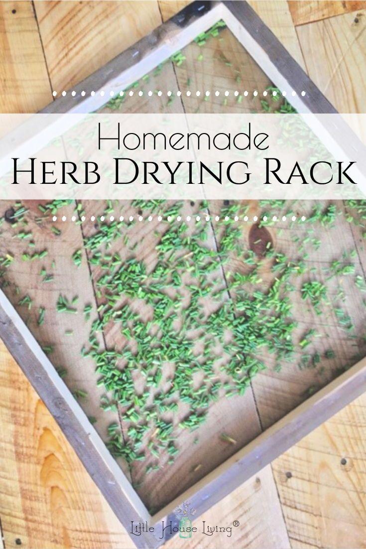 Diy herb drying rack in 2020 herb drying racks drying