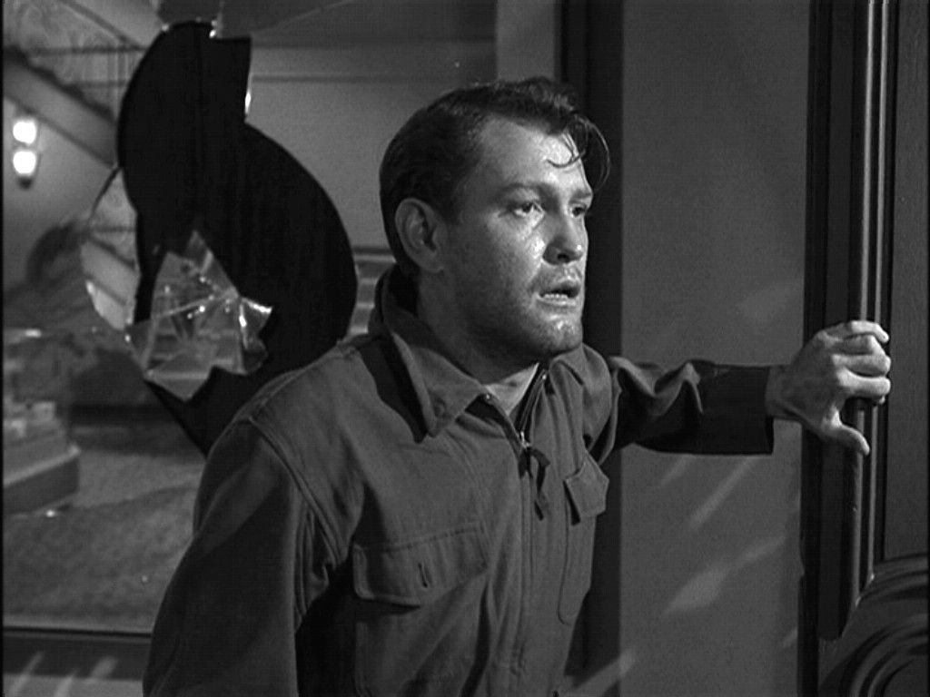 an analysis of twilight zone Rod serling's twilight zone was an outstanding tv series that ran from  up the  intentional stance with respect to an object of interpretation.