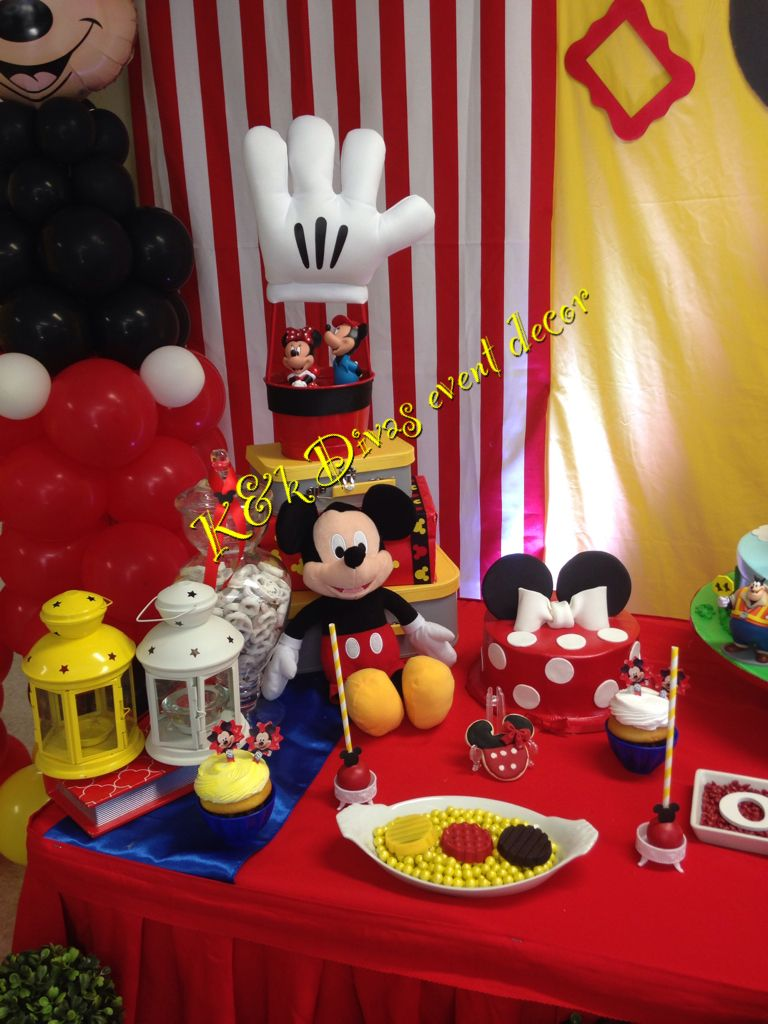 Pin By Lorena Anthony On Events Planner With Images Mickey