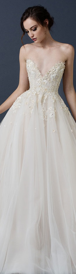 Paolo Sebastian Fall Winter 2015/16 Couture Collection | dress ...