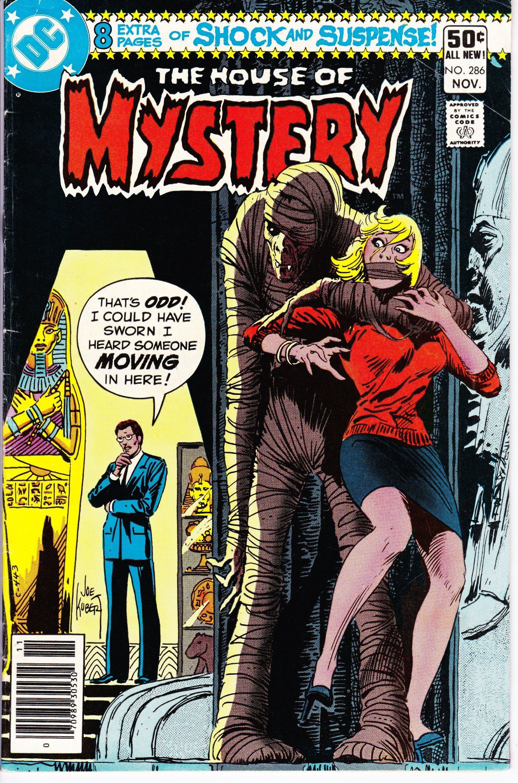 House of Mystery 286 (1st Series 19511983) November 1980