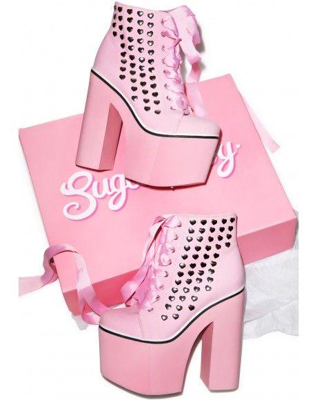 d2f3e90ebcfc19 Platform Sneakers