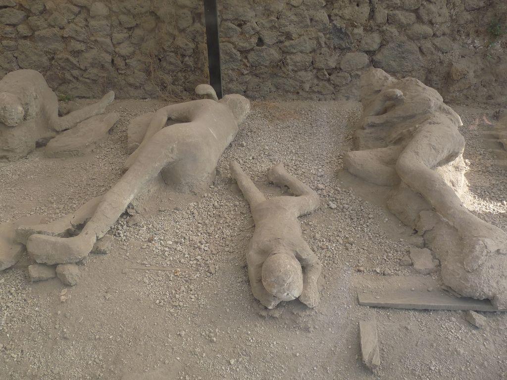 Pompeii Leichen