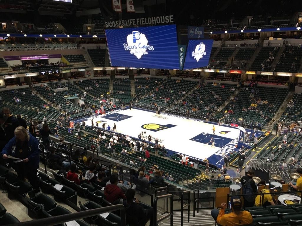The Most Brilliant Indiana Pacers Seating Chart