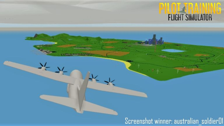 Roblox Anime Fighting Simulator All Training Locations Real - 1 Update Pilot Training Flight Simulator Roblox Flight
