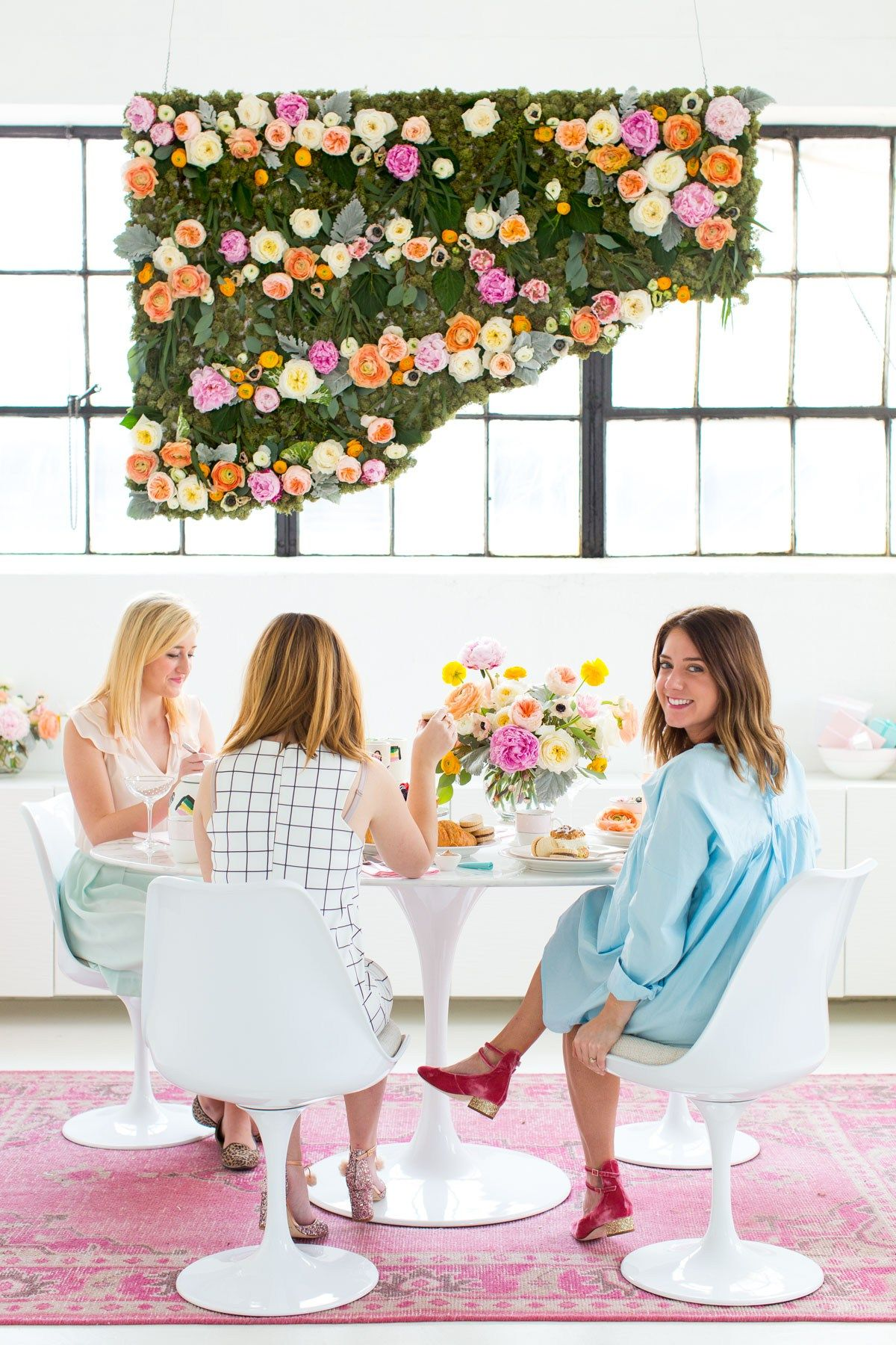 A Sweets And Sips Modern Bridal Brunch With Kate Spade