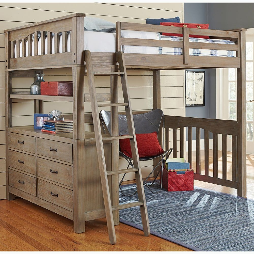 Overstock Com Online Shopping Bedding Furniture Electronics Jewelry Clothing More Loft Bed Loft Beds For Teens Kids Bunk Beds
