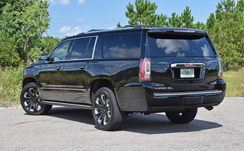2019 Gmc Yukon Xl Denali 4wd Review Test Drive Gmc Yukon Xl