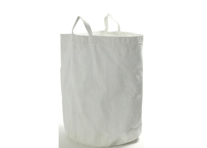 Sac A Linge Canvas Laundry Bag Canvas Laundry Bag White Laundry