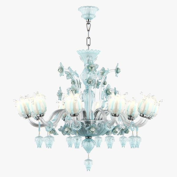 3D Chandelier Md 89298 10 Osgona Model - 3D Model | 3D