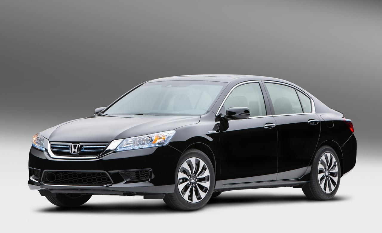 2015 Honda Accord Hybrid Touring Honda accord, Black honda