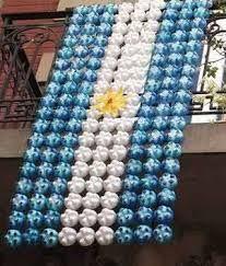 Resultado de imagen para dia de la bandera argentina for Decoracion 9 de julio pinterest