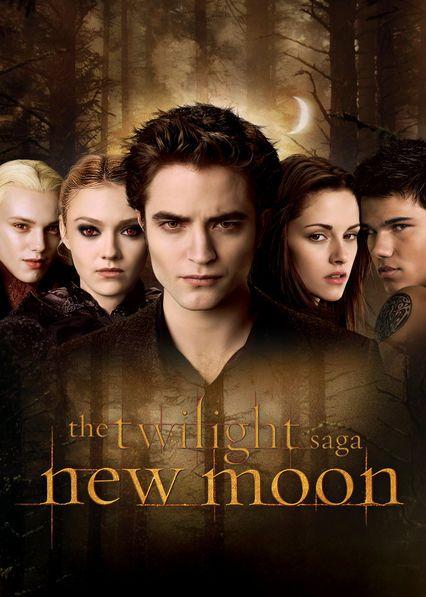 twilight new moon stream