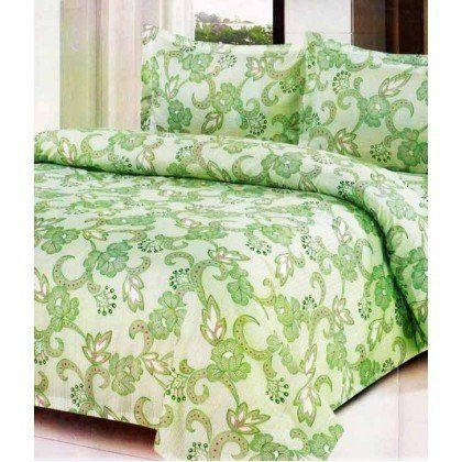 Beautiful Designer Double Bed Sheet With Pillow Covers -D-1, http ...
