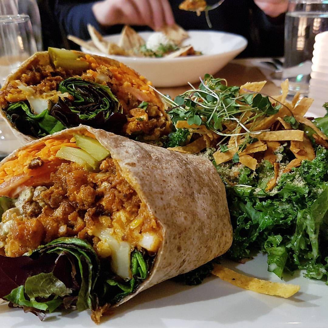Pure Kitchen Ottawa Liberty Wrap Kale Salad I Know I Know