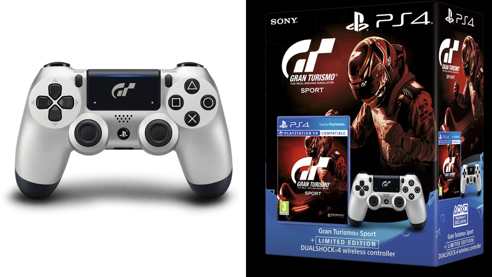 Big W PlayStation 4 GT Sport Dual Shock 4 Wireless