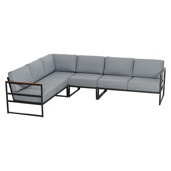 MWH Felino Loungemöbel-Set | Textilien