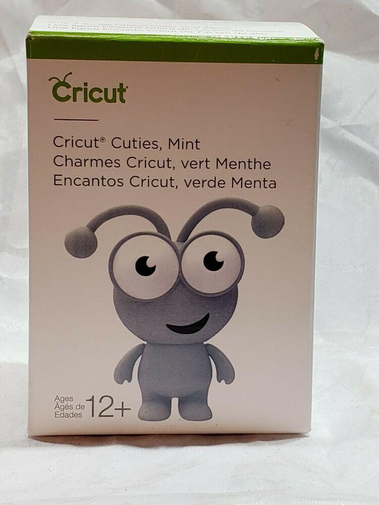 Cricut Cutie Clipart : cricut, cutie, clipart, Cricut, Cutie, Limited, Edition, Collectable, Figure, Cricut,, Vinyl, Figures,