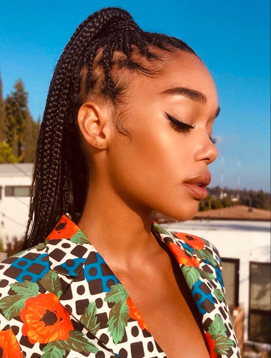 Top Model's Guide in 2020 Ponytail hairstyles easy