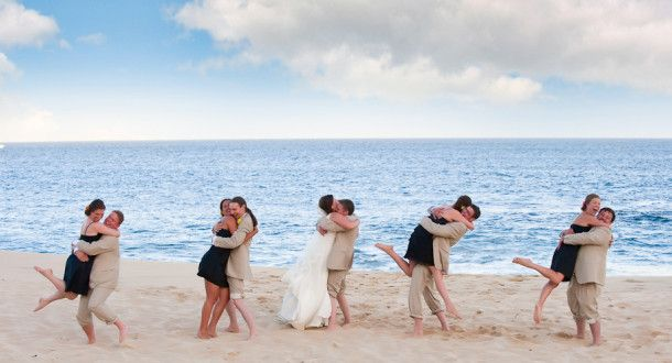destination weddings on the beach in jamaica we plan it for you and your family