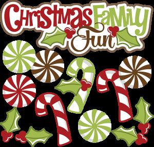 Christmas Family Fun SVG christmas svg file candy cane svg