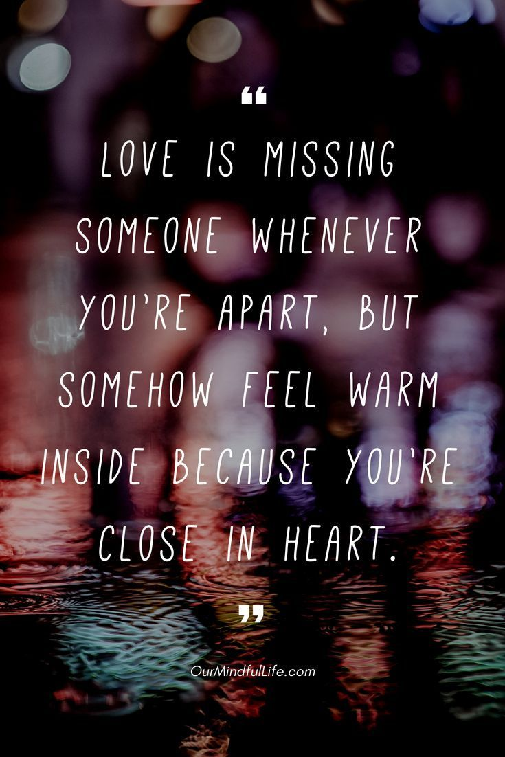 Love Quotes For Her In Long Distance Relationship