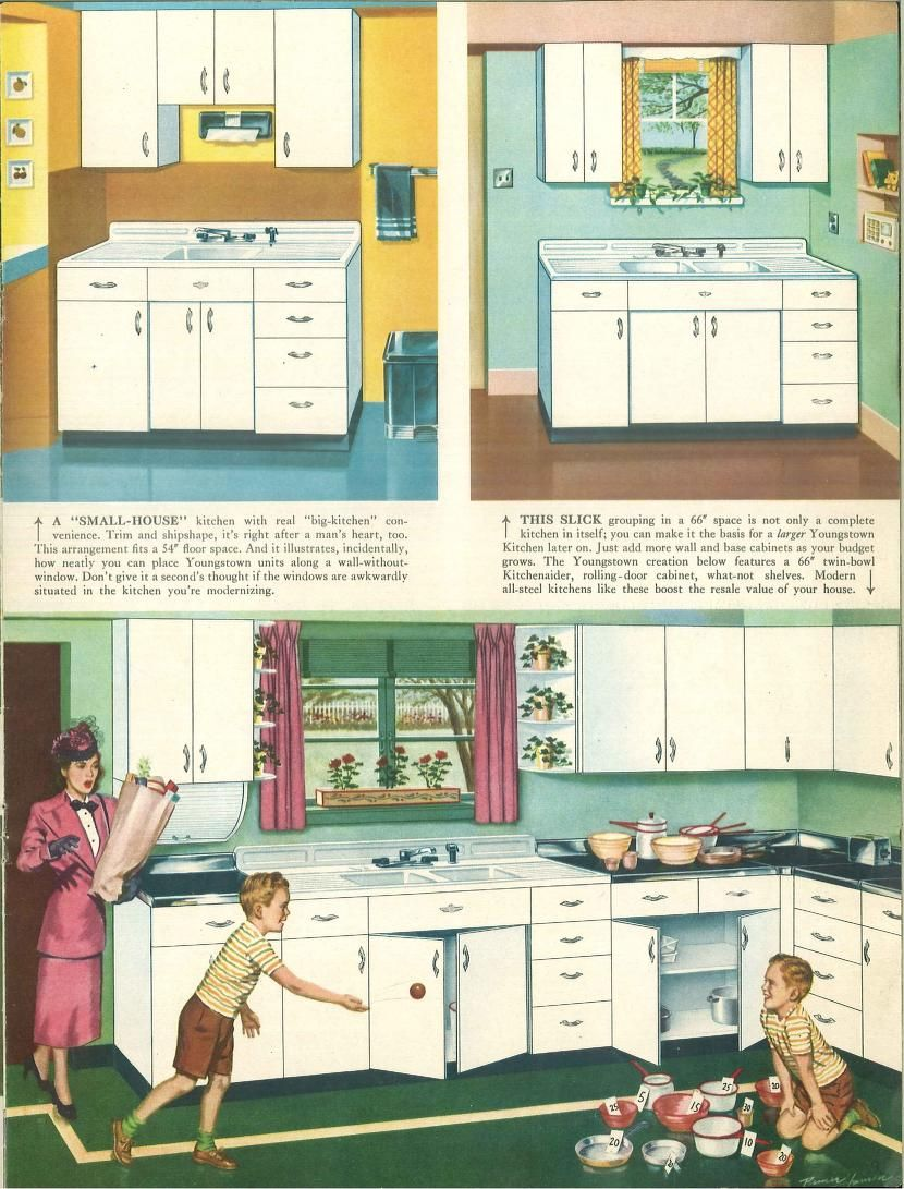 Dream Kitchens For A Song Vintage House Retro Chic Home Decor