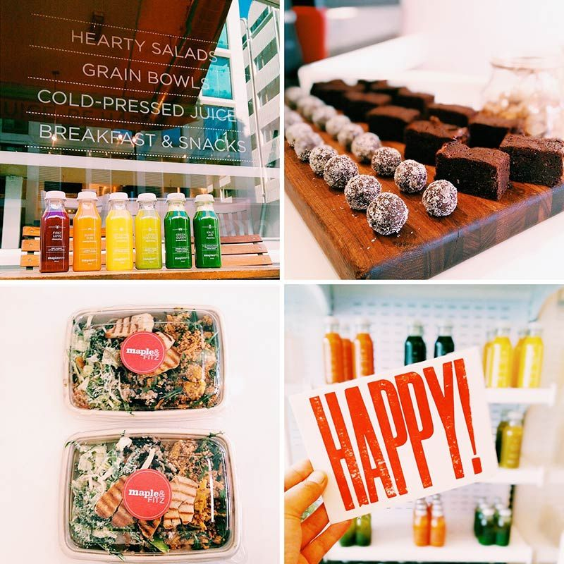 For the best West Hollywood juice bar around visit Open