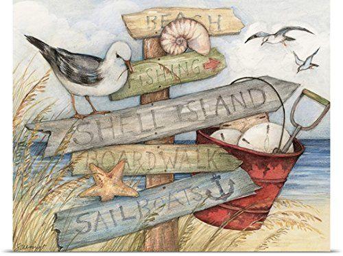 Susan Winget-beach | Sea | Pinterest | Wall art prints ...