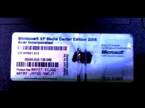 Windows XP Media Center Edition скачать