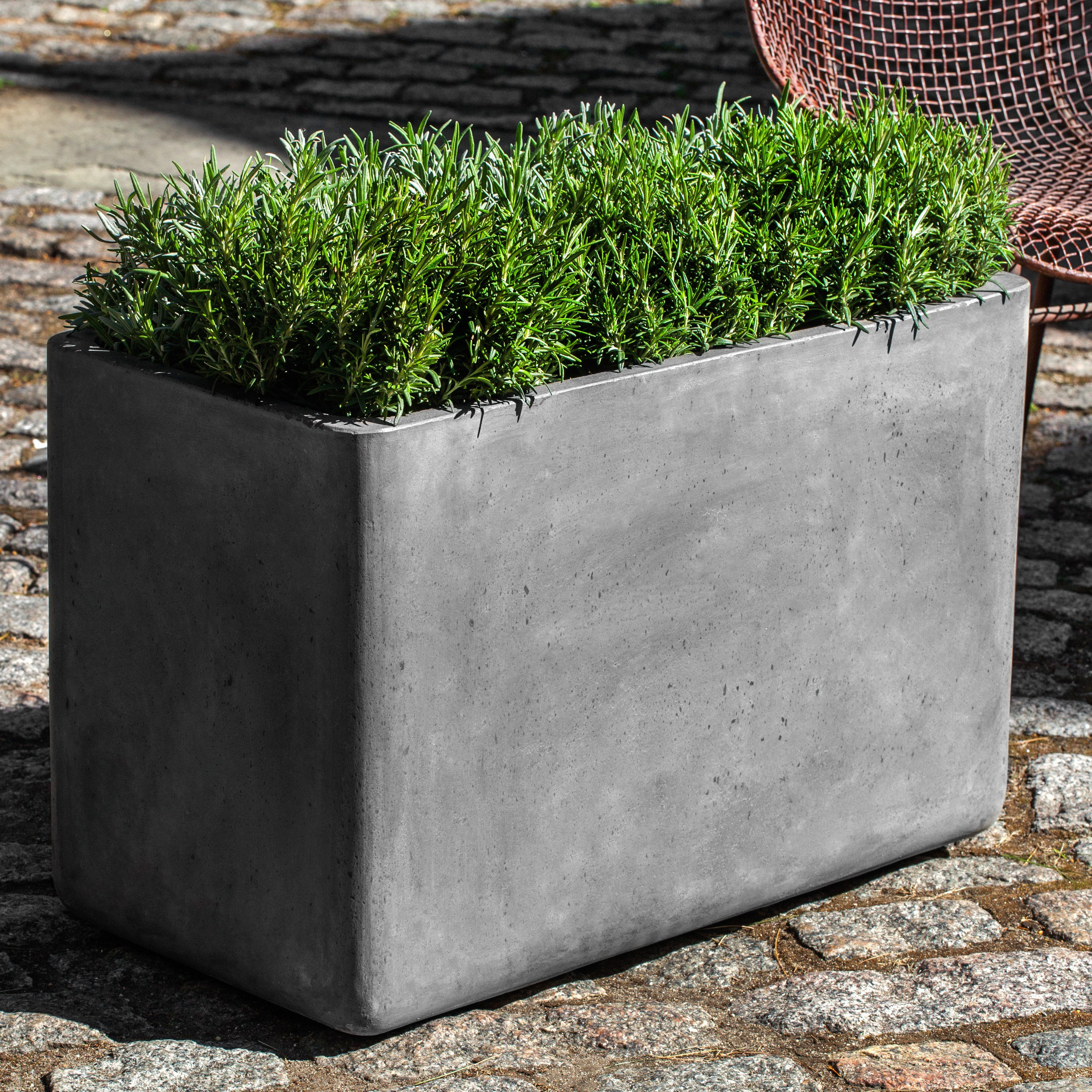 set by theforestandco two the planters ribbed original planter co of product forest rectangle