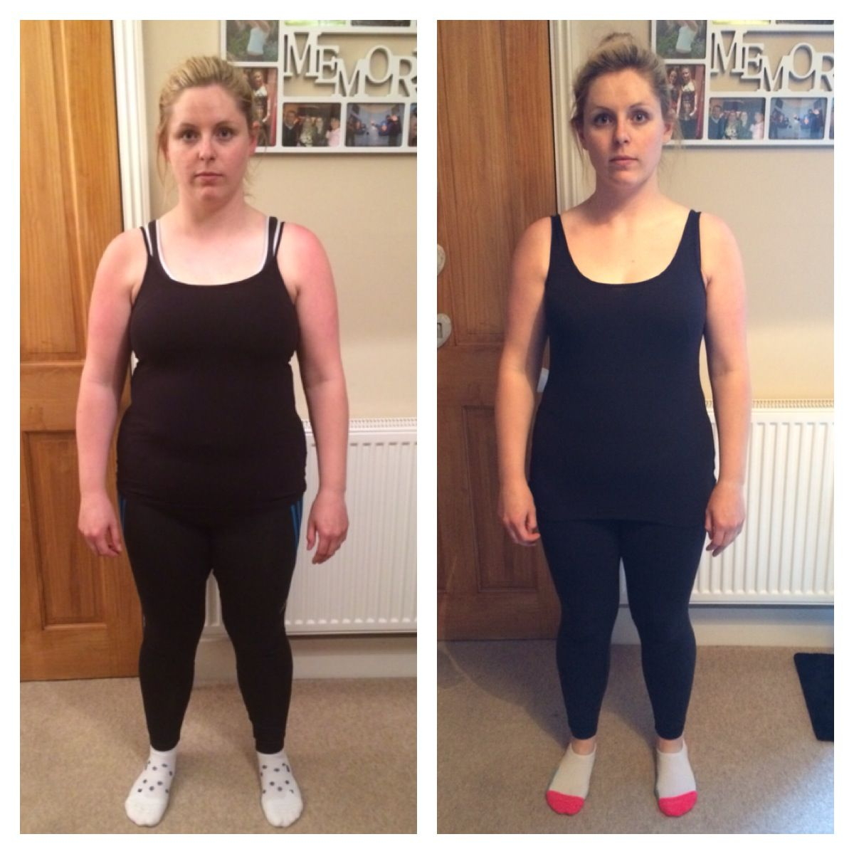 Amazing 5 week transformation from Rachel Trengrove!  www.TheDVCC.com